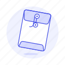 a4, content, email, envelope, mail, sealed icon