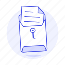 a4, content, email, envelope, letter, mail, open icon