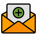 new, email, mail, message, create, send, letter
