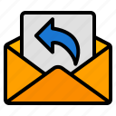 forward, arrow, direction, email, mail, message, letter
