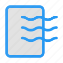 mail, office, post, send, stamp icon