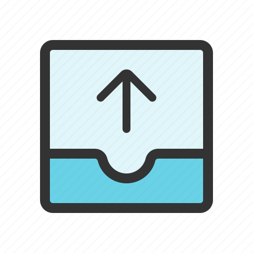 mail, mailbox, outbox, outgoing icon