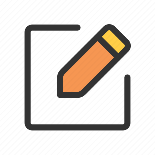 compose, edit, new, write icon