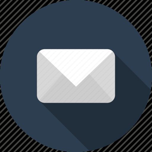 email, envelope, inbox, letter, mail, plain icon