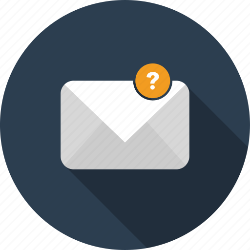 alert, email, envelope, error, letter, mail icon