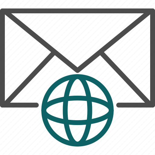 globe, international message, translate, translate email, translation icon