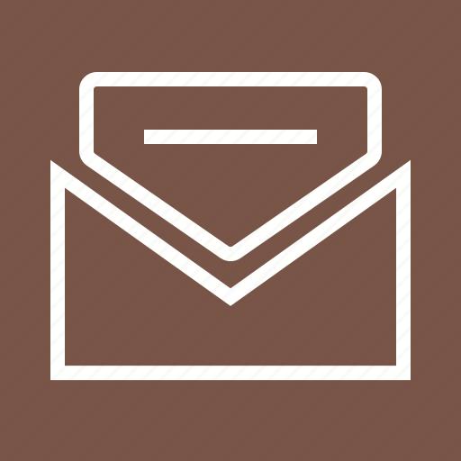 address, communication, envelope, letter, mail, post, postcard icon