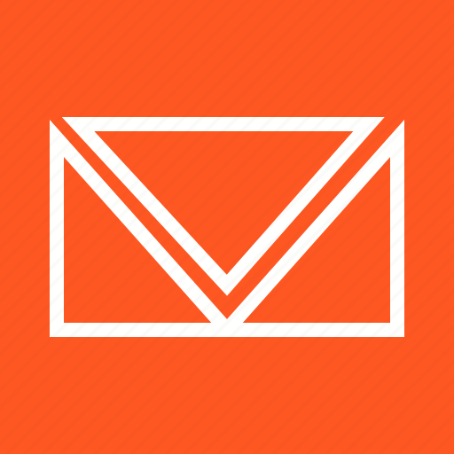 closed, communication, envelope, letter, mail, post icon