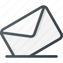 box, delivery, email, envelope, mail, post icon