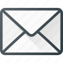 email, envelope, mail, message, newsletter icon