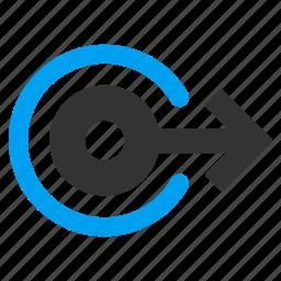 cancel, close, direction, escape route, exit, log out, logout icon