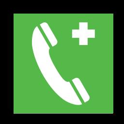 call, code, emergency, phone, sign, sos, telephone icon
