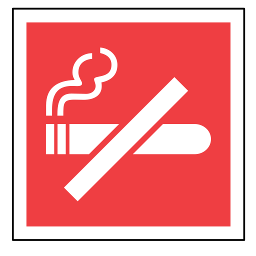 code, emergency, no, sign, smoking, sos icon