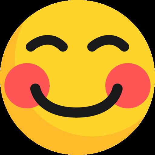 Emoji, emoticon, expression, shame, smiley icon - Free download