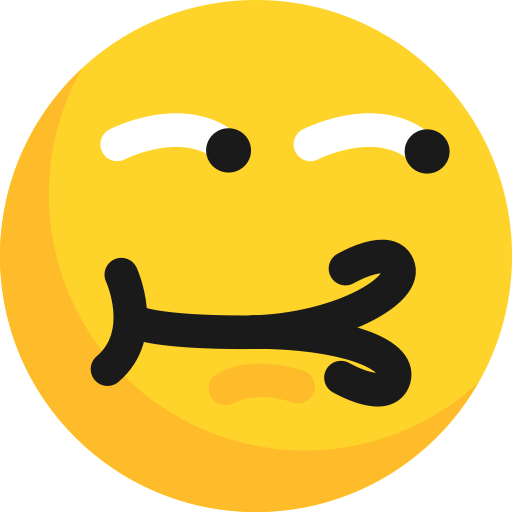 Emoticon, expression, laugh, ridicule, teasing icon - Free download
