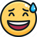 disbelief, emoji, emotion, emotional, face icon