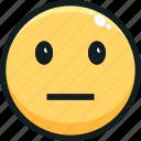 emoji, emotion, emotional, face, neutral