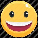 emoji, emotion, emotional, face, feeling, smile icon
