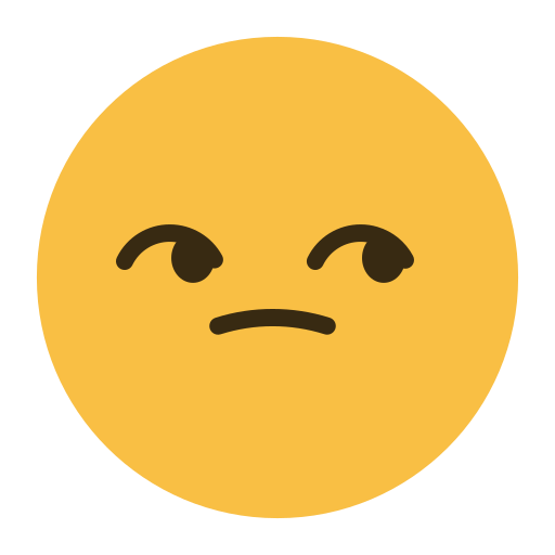 bored, emoji, emotion, face, feeling, tired icon