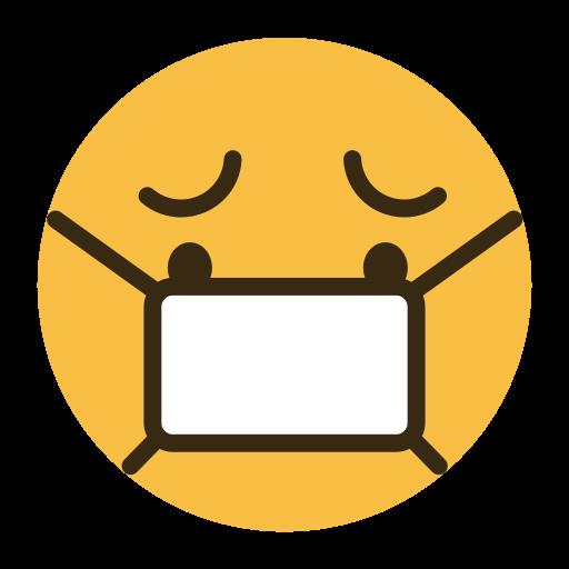 emoji, emotion, face, feeling, sick icon