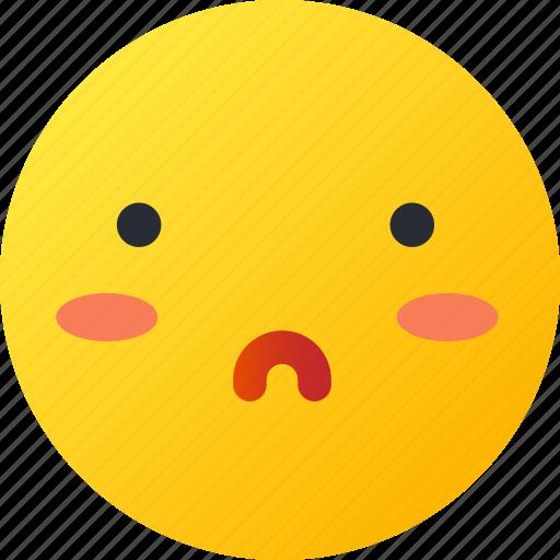 avatar, depressed, emoji, emoticons, emotion, face, smiley icon