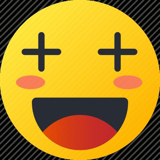 Avatar, emoji, emoticons, emotion, face, happy, smiley icon - Download on Iconfinder