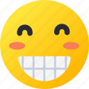 avatar, emoji, emoticons, emotion, face, smiley, smiling icon