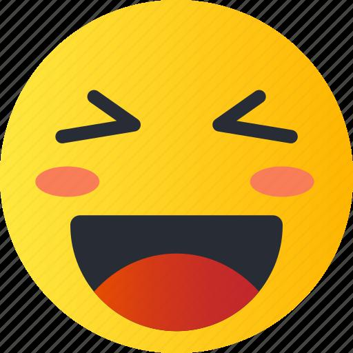 Avatar, cute, emoji, emoticons, emotion, face, smiley icon - Download on Iconfinder