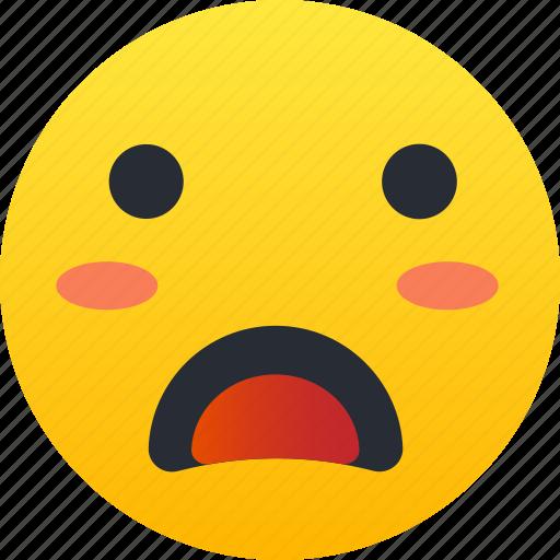 Avatar, emoji, emoticons, emotion, face, smiley, upset icon - Download on Iconfinder