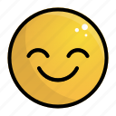 emoji, emotion, face, feeling, happy icon