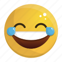 emoji, emotion, face, feeling, haha, laugh