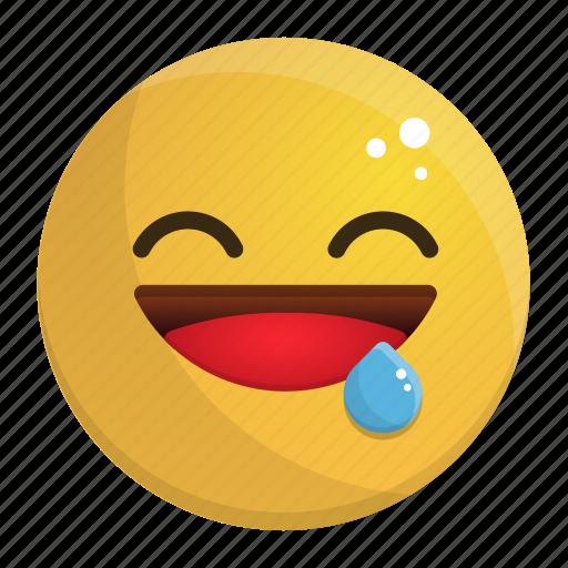 emoji, emotion, face, feeling, hungry icon