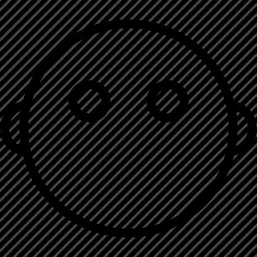 Emoticon, depression, face, sad, unhappy icon - Download on Iconfinder