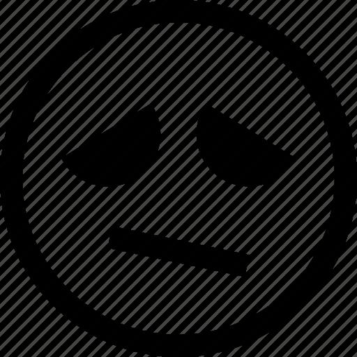 emotion, face, faces, sad, so icon