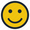 emoji, emoticon, emotion, expression, face, feeling, smiling icon