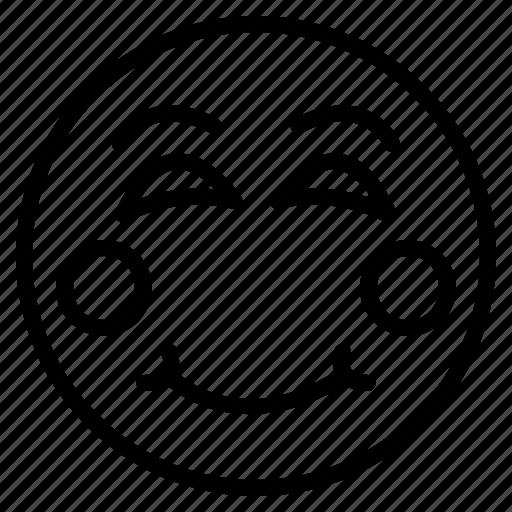 Code shy smiley Emoticon keyboard