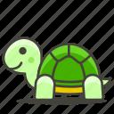 ocean, sea, turtle icon