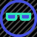 avatar, emoji, emotion, face, muted icon