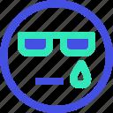 avatar, emoji, emotion, emotional, face, financial icon