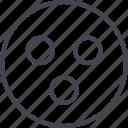 emoji, face, shock, shocking, wow