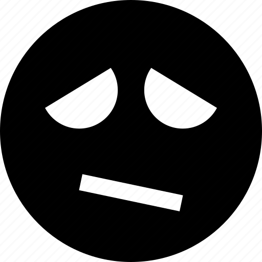 emotion, face, faces, look, sad icon