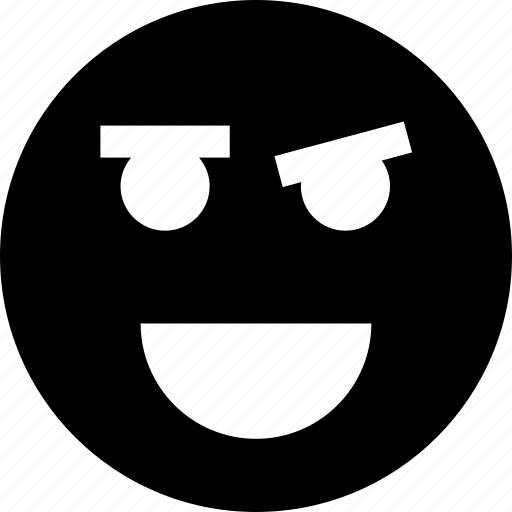 emotion, face, faces, high, smile icon