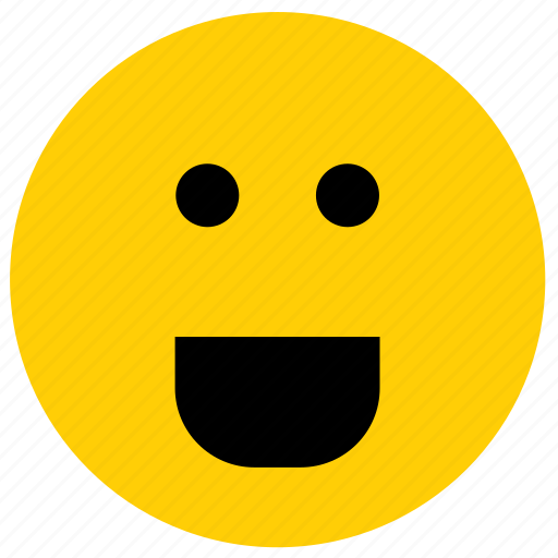 emoji, emoticon, face, happy, smile, smiley icon