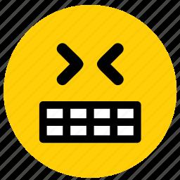 emoji, emoticon, face icon