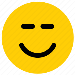 emoji, emoticon, face, happy, smile, smiley, smiling icon