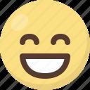 emoji, glad icon