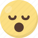 emoji, sleep