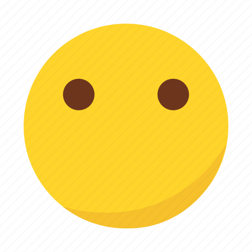 emoji, emoticon, faceless icon