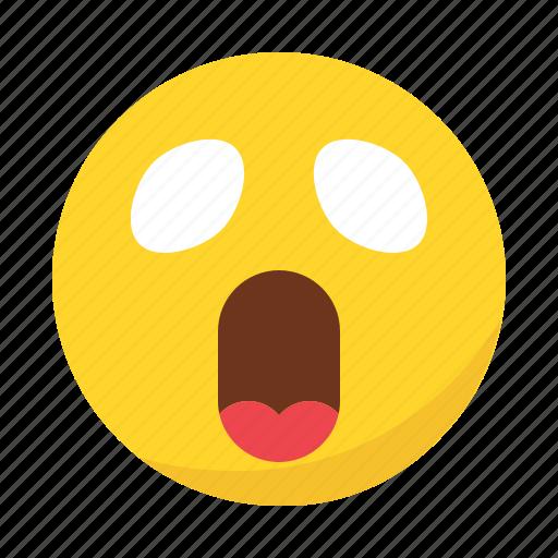 anime, emoji, emoticon, manga, omg, surprised icon