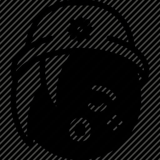 beanie, emojis, emotion, face, girl, oh, smiley icon